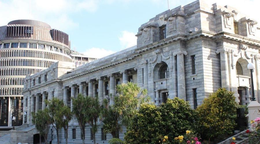 image du parlement neo zelandais